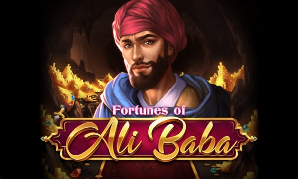 Fortunes of Ali Baba slot review logo