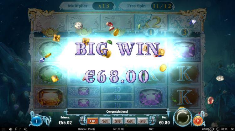Frozen Gems review big win