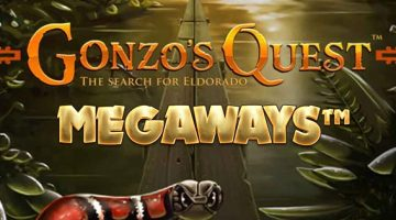 Gonzo's Quest Megaways review netent logo