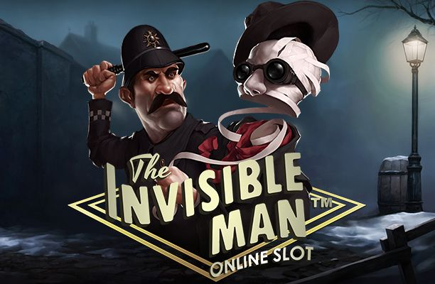Invisible Man Netent slot