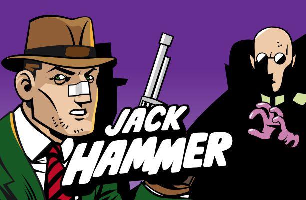 Jack Hammer slot review netent