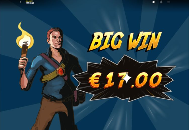 Jackpot Quest red tiger slot review big win