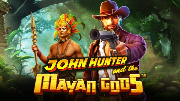 John-hunter-mayan-gods-video-slot-logo