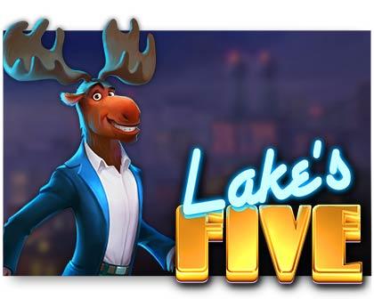 Lakes-Five slot review Elk Studios