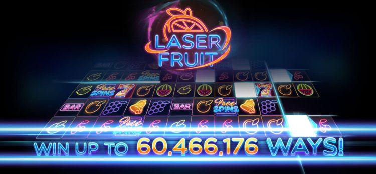 Laser fruit slot review uitleg