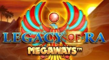 Legacy of Ra megaways gokkast review
