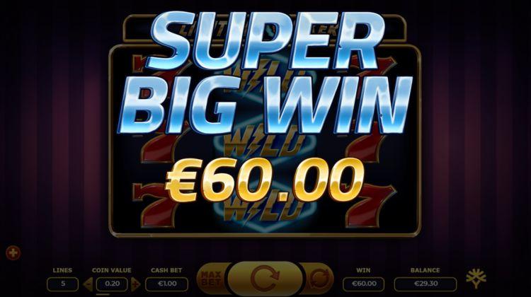 Lightning joker yggdrasil super big win