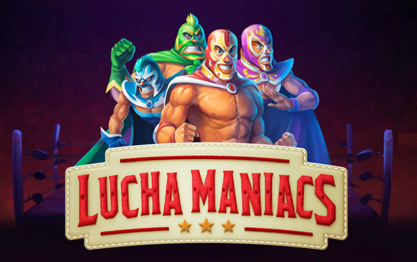 Lucho Maniacs slot review logo