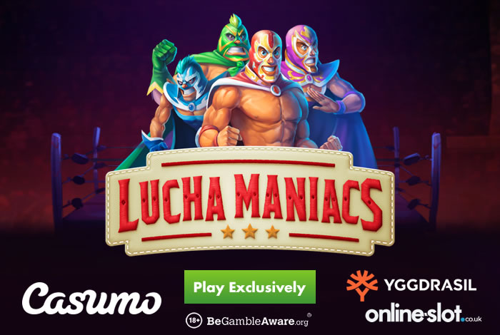 Lucho Maniacs slot review