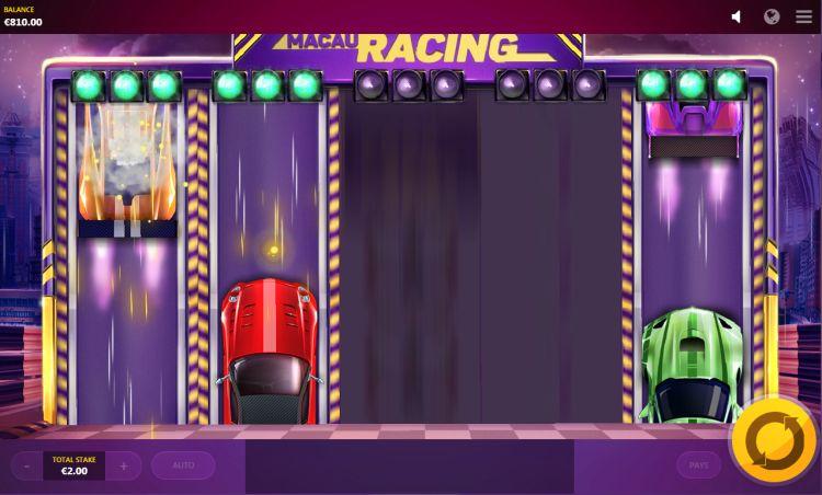 Macau Racing feature