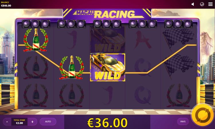 Macau Racing red tiger review