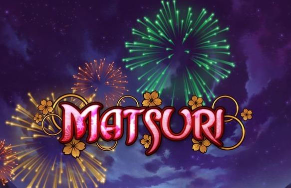 Matsuri slot play n go