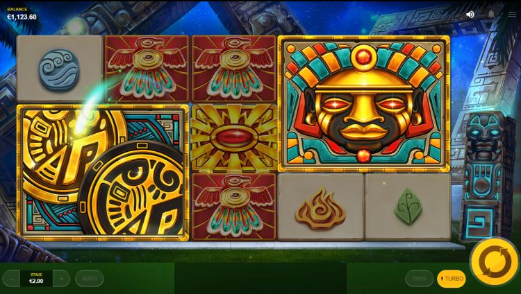 Mayan Gods slot review red tiger big win