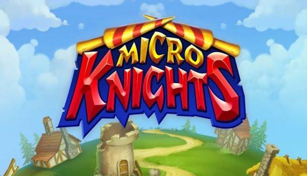Micro Knights slot review elk studios logo