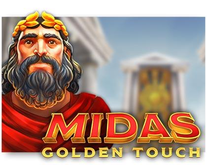 Midas Golden Touch thunderkick logo