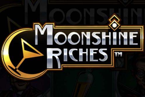 Moonshine riches netent slot