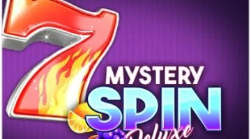 Mystery Spin Deluxe review blueprint