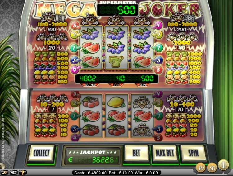 Netent slots with highest rtp