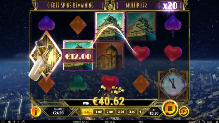 New Year Riches slot review Play'n GO free spins