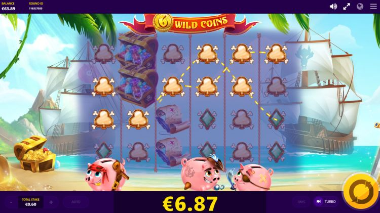 Piggy Pirates Red Tiger review bonus win 3