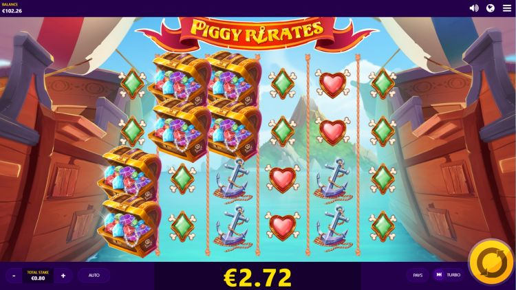 Piggy Pirates Red Tiger review