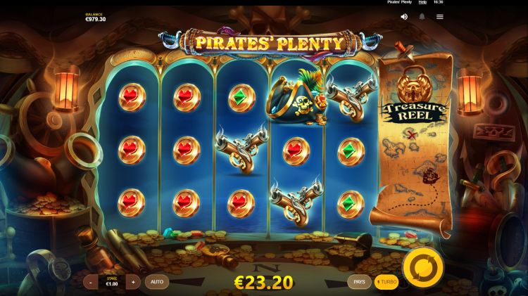 Pirates plenty slot review red tiger