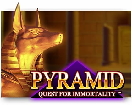 Pyramid Quest for Immortality netent