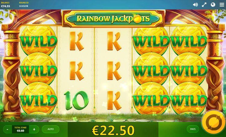 Rainbow-Jackpots-slot big win