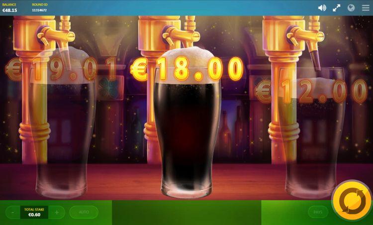 Rainbow-Jackpots-red tiger beer bonus win