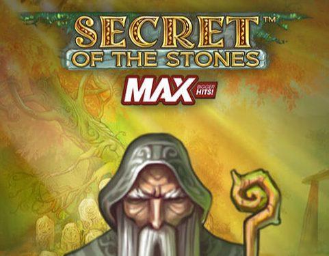 Secret of the Stones Max review logo