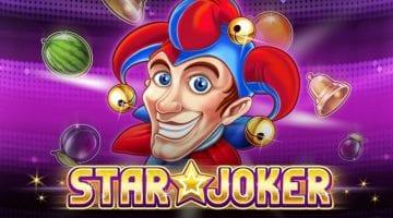 Star Joker Play'n GO slot logo
