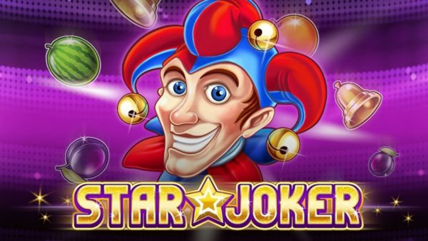 Star Joker Play'n GO slot logo