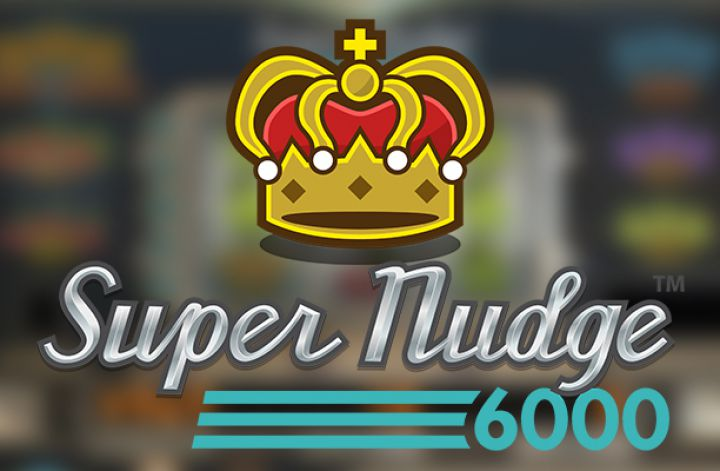 Super Nudge 6000 netent review