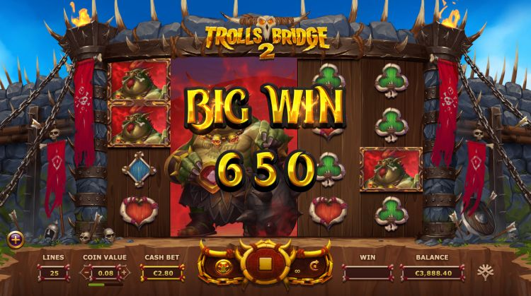 Trolls Bridge 2 Yggdrasil review
