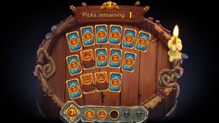 Trolls Bridge slot Yggdrasil pick 2