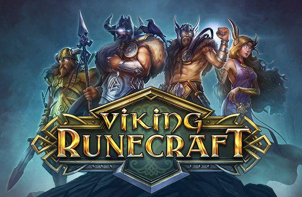 Viking-Runecraft slot Play'n GO