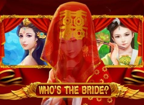 Who's the bride slot review logo netent
