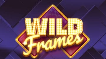 Wild Frames slot review Play'n GO logo
