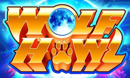 Wolf Howl_slot logo