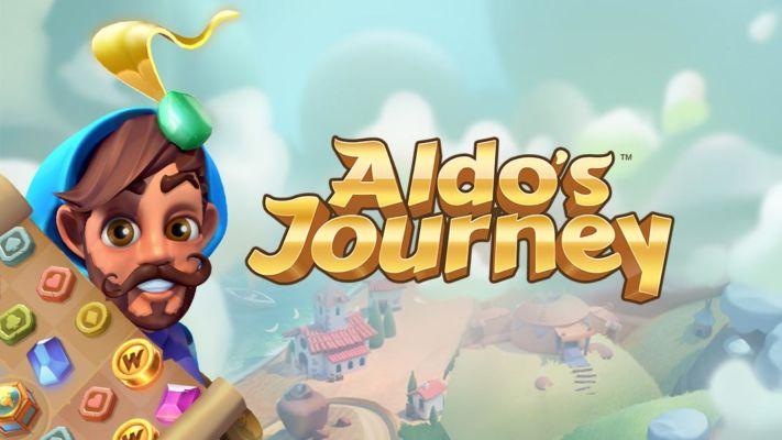 aldos-journey-slot-review-logo-yggdrasil