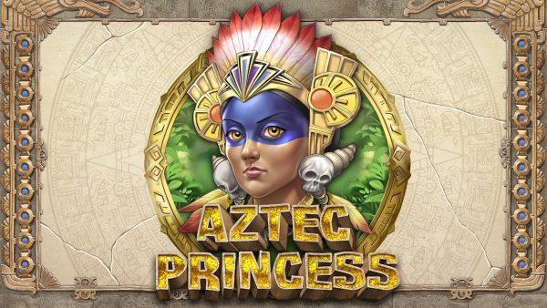 aztec_princess play n go logo