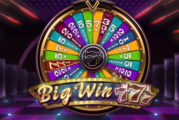 big-win-777-video-slot-logo