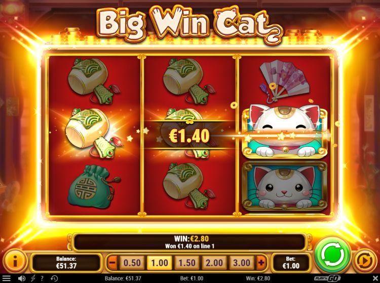 big-win-cat-play-n-go-gokkast