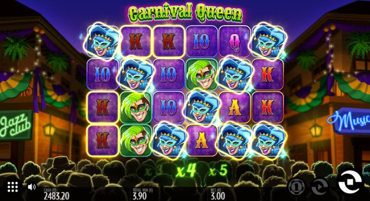 carnival-queen-slot review thunderkick big win 2