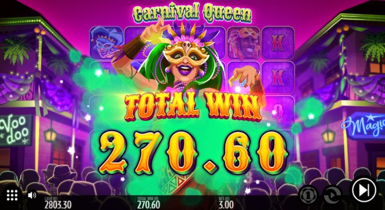 carnival-queen-slot review thunderkick big win 3