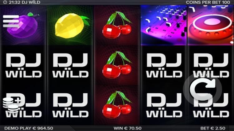 dj-wild-slot-review-elk-studios-bonus