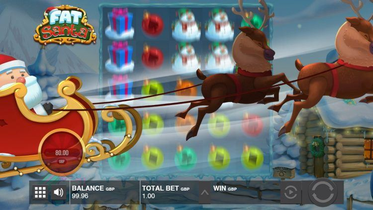 fat santa best christmas online slots