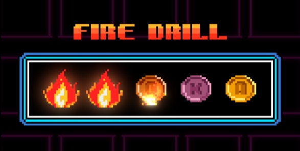 fire drill feature