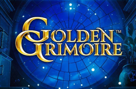 golden-grimoire-netent logo