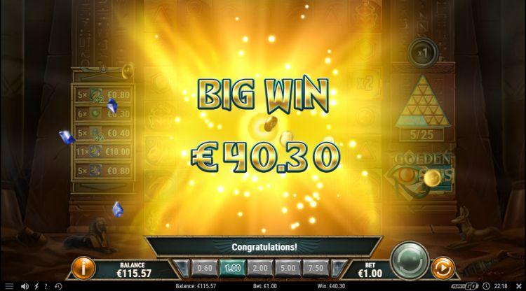 golden_osiris slot play n go review big win